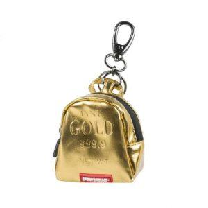 Portachiavi Sprayground GOLD BRICK