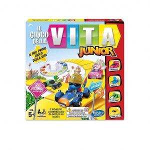 Hasbro Il Gioco della Vita Junior