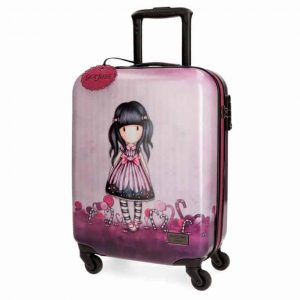 Trolley Gorjuss ABS 4 Ruote 55cm SUGAR AND SPICE