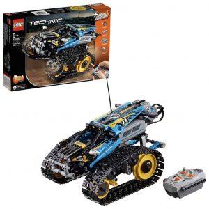 Lego TECNIC Stunt Racer telecomandato
