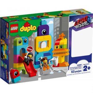 LEGO Duplo I visitatori dal pianeta DUPLO® di Emmet e Lucy