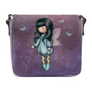 Borsa a tracolla con patta Gorjuss Bubble Fairy
