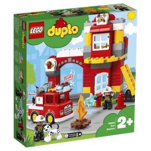 LEGO Duplo Caserma dei Pompieri