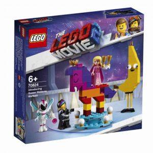 LEGO Movie Ecco a voi la Regina Wello Ke Wuoglio