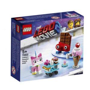 LEGO Movie Gli amici di Unikitty più dolci di sempre