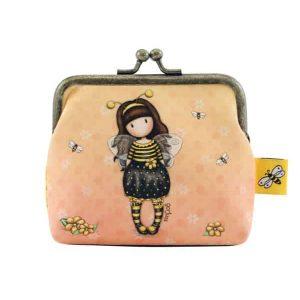 Portamonete Clic Clac Gorjuss Bee Loved