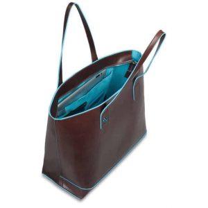 Shopping-bag-Piquadro-sfoderata-in-pelle-Blue-Square-rosso-BD3336B2R6-1