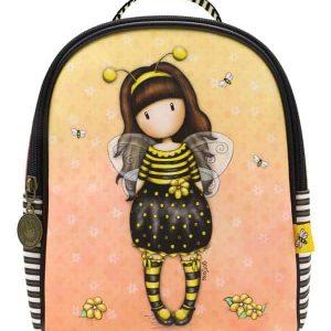 Zainetto Bag Gorjuss Tempo Libero Bee Loved
