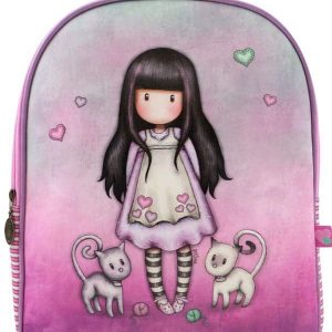 Zainetto Bag Large Gorjuss Tempo Libero Tall Tails