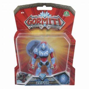 Gormiti Collection Figure 8cm Blister Zefyr