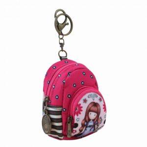 Portachiavi Zainetto Mini Gorjuss My Gift To You