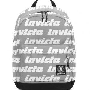 Zaino Carlson LETTERING Invicta Backpack Grigio