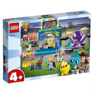 Lego JUNIORS Buzz e Woody e la mania del carnevale
