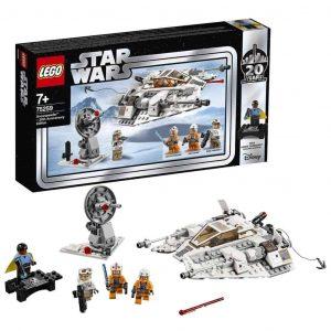 Lego STAR WARS Snowspeeder Edizione 20° Anniversario