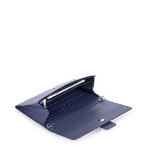 Pochette-Piquadro-donna-con-vano-porta-smartphone-in-pelle-Lol-blu-AC4707S102RBLU-2