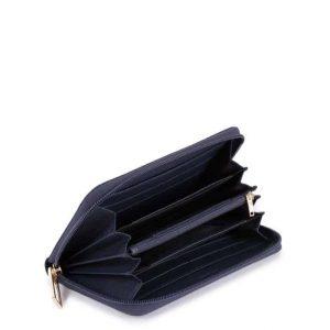 Portafoglio-Piquadro-donna-4-soffietti-chiuso-da-zip-in-pelle-Feels-blu-PD1515S97RBLU-1