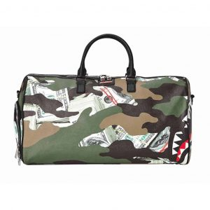 Borsone Sprayground CAMO MONEY SHARK
