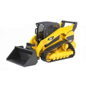 Bruder mini escavatore con cingoli CAT scala 1:16