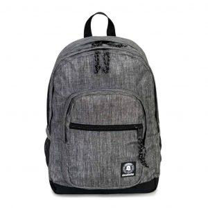 Jelek 2 Tone Invicta Backpack Grey 2 Tone