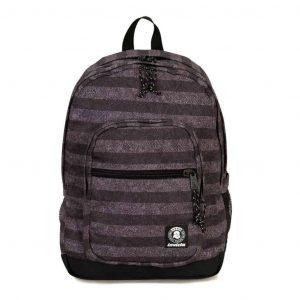 Jelek Fantasy Invicta Backpack Stripes Texture