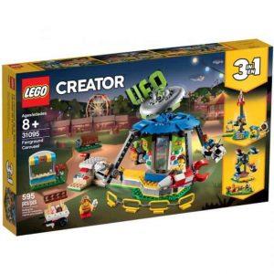 Lego CREATOR Giostra del luna park