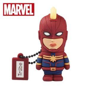 Captain Marvel Chiavetta USB 16 GB Avengers Marvel Tribe