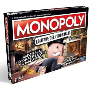 Monopoly Edizione dell'Imbroglio Hasbro