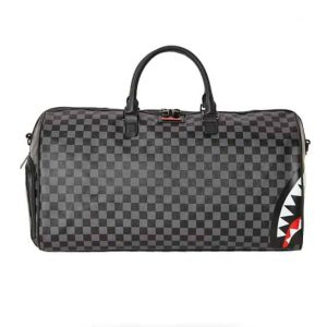 Borsone Sprayground SHARKS IN PARIS Grey