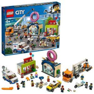 LEGO City Inaugurazione della ciambelleria