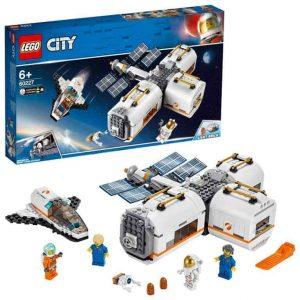 LEGO City Stazione spaziale lunare