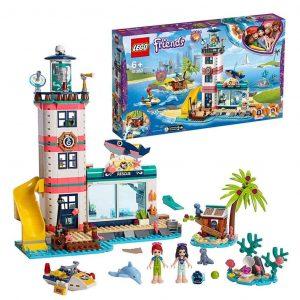 Lego FRIENDS Il faro centro di soccorso