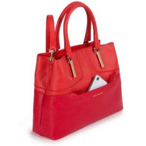 Borsa-Piquadro-donna-con-tracolla-opzionale-in-pelle-Hosaka-rosso-BD4950S108R-1