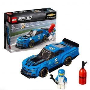 Speed Champions Auto da corsa Chevrolet Camaro ZL1