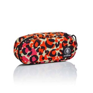 Lip Pencil Bag Invicta ANIMALIER Arancio