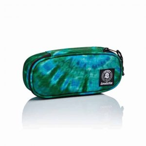 Lip Pencil Bag Invicta TIE & DYE Verde