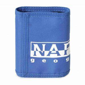 Portafoglio Napapijri Happy Wallet Ultramarine Bl