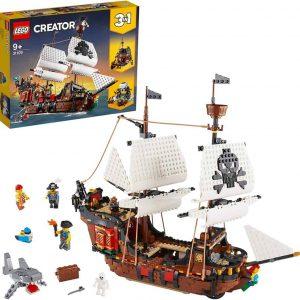 LEGO Creator Galeone dei pirati
