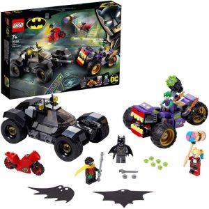Lego BATMAN All'inseguimento del tre-ruote di Joker