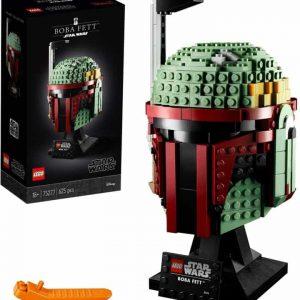 Lego STAR WARS Casco di Boba Fett