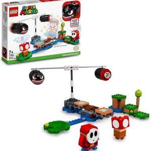 Lego SUPER MARIO Sbarramento di Pallottoloni Bill Pack di Espansione
