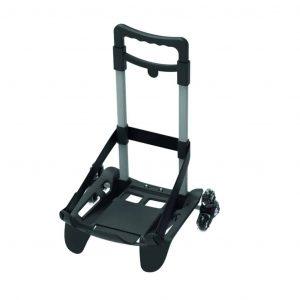 Seven Carrello Trolley per Zaino BE BOX TROLLEY 3WD nero