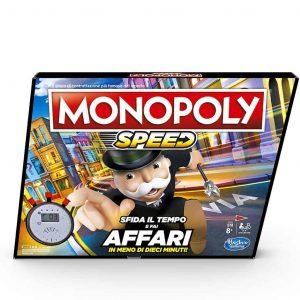 Monopoly Speed Hasbro