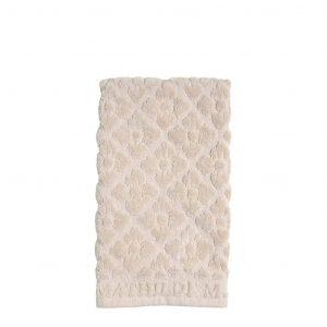 Asciugamano morbidezza floreale rosa Mathilde M