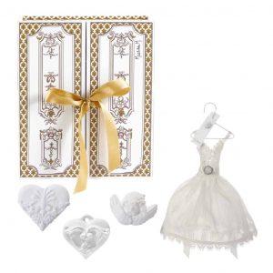 Cofanetto regalo gesso e vaporizzatore di profumo MATHILDE M profumo Antoinette