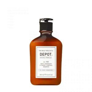 DEPOT 102 Anti-Dandruff&Sebum Control Shampoo 250ml