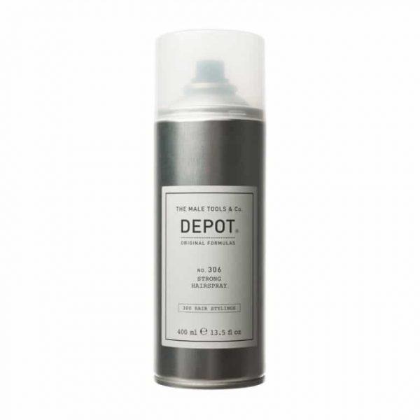 DEPOT 306 Strong Hairspray 400ml