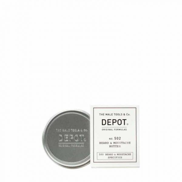 DEPOT 502 Beard&Moustache Butter 30ml