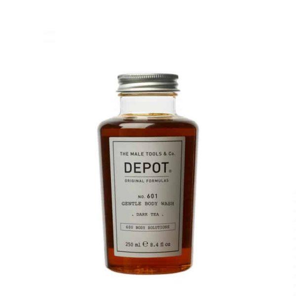 DEPOT 601 Gentle Body Wash Dark Tea 250m