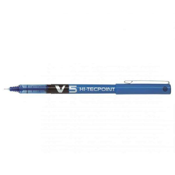 Pilot HI-Tecpoint  V5 roller BLU