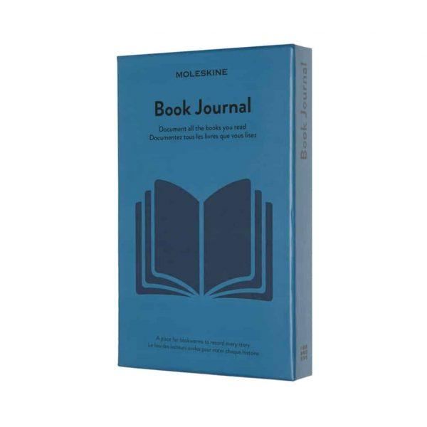 Taccuino Rigido per Organizzare e Ricordare i Tuoi Libri 13 x 21 400 Pagine